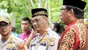 Kapolda Sulsel Kunjungan Kerja Ke Kabupaten Barru