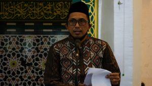Sholat Idul Adha, Asisten Ekbang Bacakan Sambutan Seragam Bupati Sidrap
